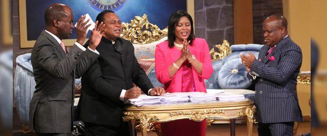 IMPACTING THE WORLD THROUGH PRAYER – Testimonies Highlights from The
